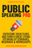 Thumbnail Public speaking pro plr eBook