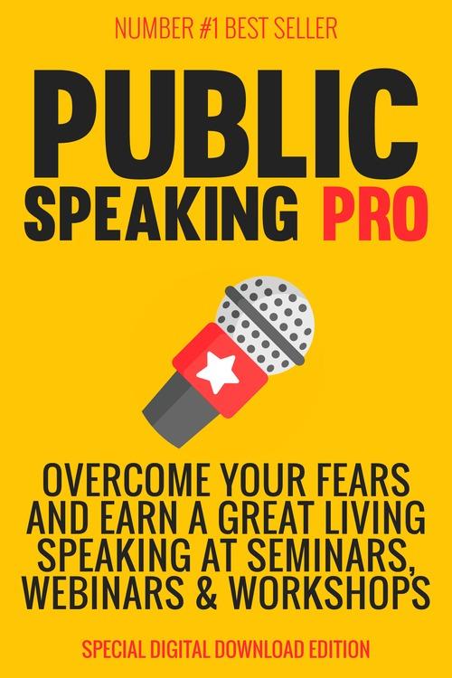 Pay for Public speaking pro plr eBook