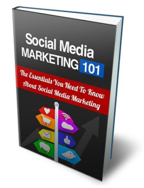 Pay for Social Media Marketing 101 plr ebook