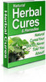 Thumbnail Natural Herbal cures