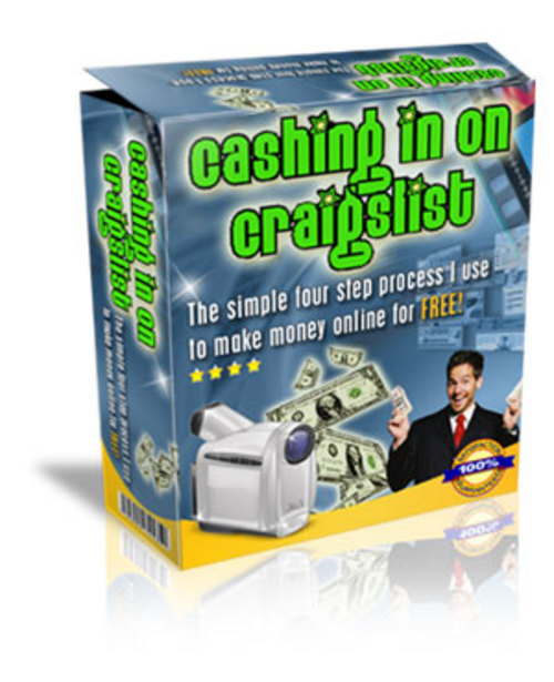 Pay for CashingInOnCraigslist MRR2905.zip