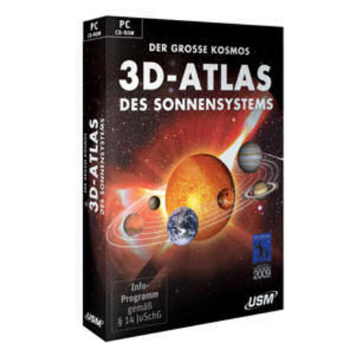 Pay for Unser Sonnensystem: Planeten 3D Atlas