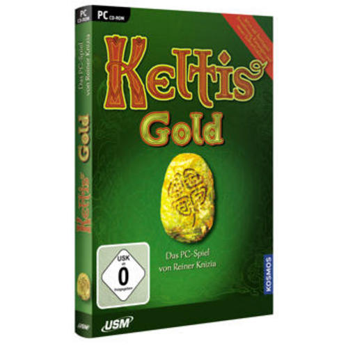 Pay for Strategiespiel Keltis Gold *neu*
