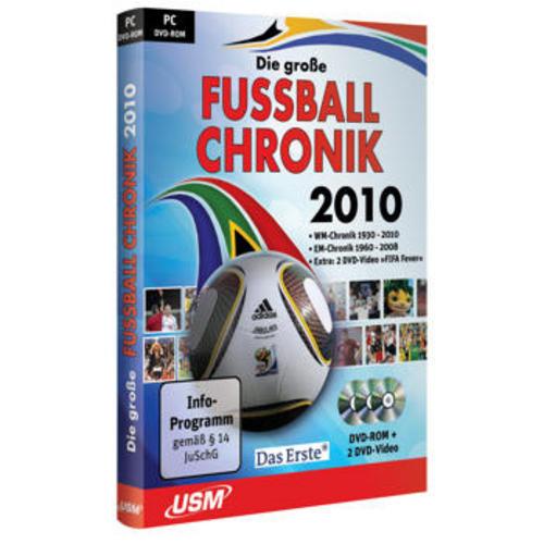 Pay for Fussball Chronik 2010