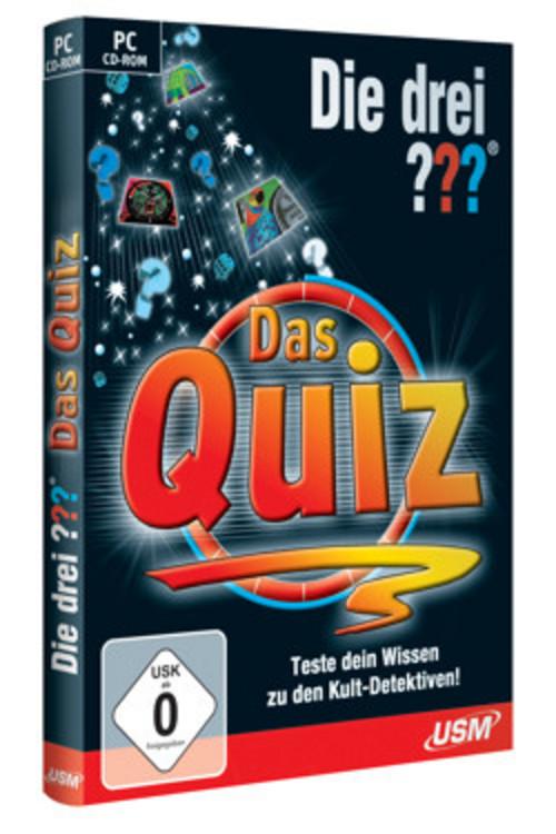 Pay for Die Drei Fragezeichen - Das Quiz zum Hörspiel