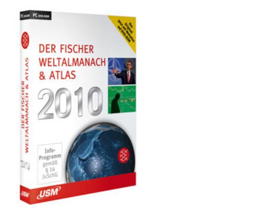 Pay for Fischer Weltalmanach 2010 mit Atlas