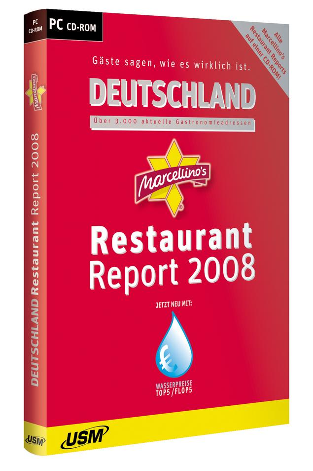 Pay for Marcellinos Restaurant Report Deutschland 2008
