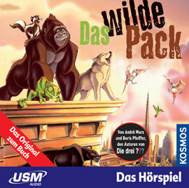 Pay for Hörbuch: Das wilde Pack