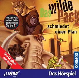 Pay for Hörbuch: Das wilde Pack schmiedet einen Plan