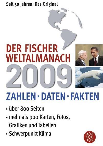 Pay for Der Fischer Weltalmanach 2009