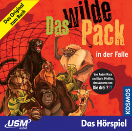 Pay for Hörspiel: Das Wilde Pack in der Falle