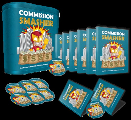 Pay for Commission Smasher - Video Series and Audios