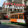 Thumbnail Easy Italian for Travel, Volume 2