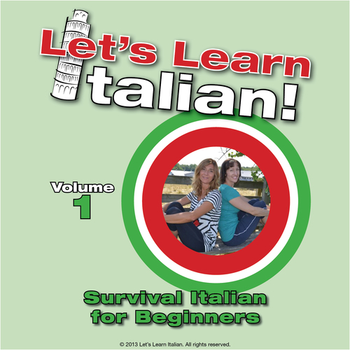 Pay for Survival Italian for Beginners, Vol 1 - 11 Directions/Hospit