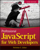 Thumbnail Professional JavaScript for Web Developers, 3rd Edition