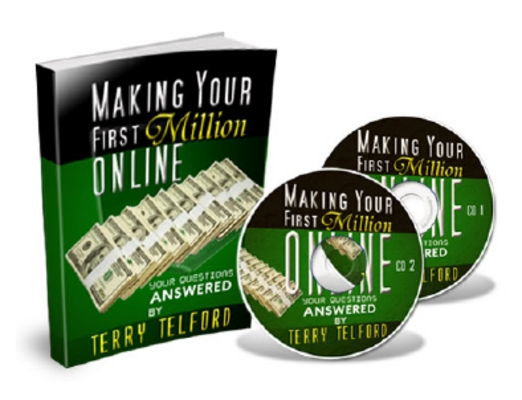 Pay for Making Your Firsr Million Online Video