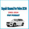 Thumbnail VOLVO XC90 2002-2014 WORKSHOP MANUAL SERVICE & REPAIR