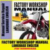 Thumbnail Kawasaki KFX 400 2004 service manual repair KFX400