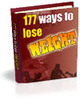 Thumbnail  177 ways to lose weight and burn calories