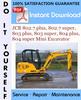 Thumbnail JCB 802.7 plus, 802.7 super, 803 plus, 803 super, 804 plus, 804 super Mini Excavator Service Repair Workshop Manual ☆