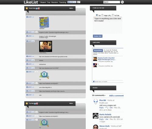 Pay for FACEBOOK LIKE LIST V1.2  - Social Network Viral Script + MRR