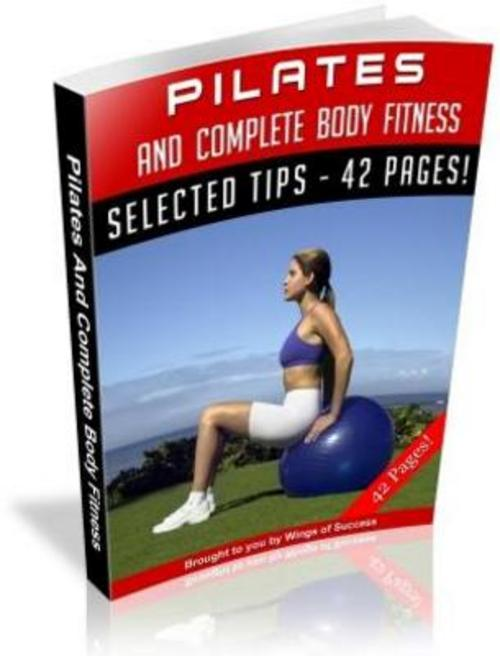 Pay for Pilates Complete Body Fitness Ebook MRR with Bonus Articles