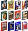 Thumbnail Pack Of 12 PLR eBooks Comes with Private Label Rights!