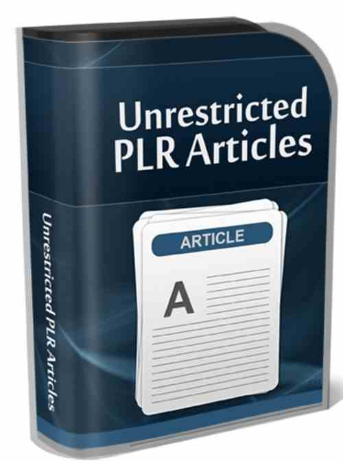 Pay for 142 PLR Fitness Articles + Bonus (Article Analyzer)