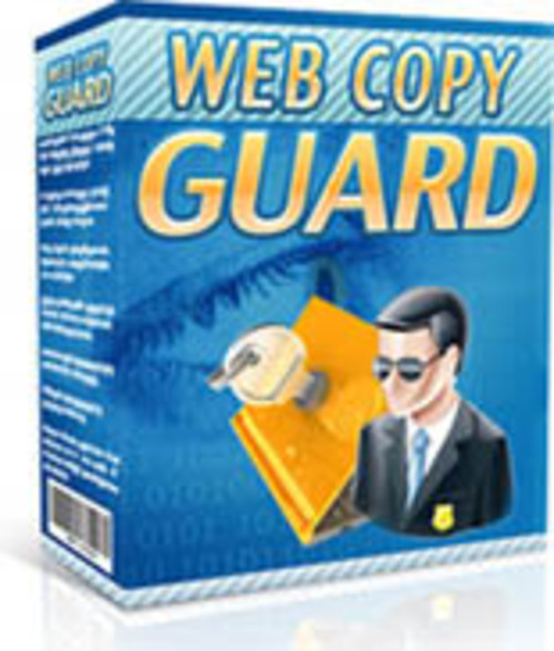 Pay for Web Copy Guard Software with mmr