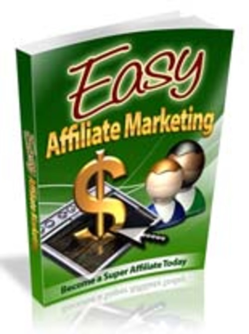 Pay for Easy Affiliate Marketing with mmr