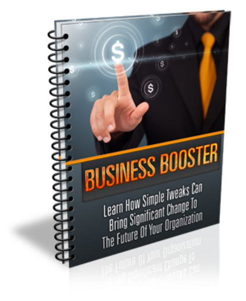 Pay for Business booster MRR