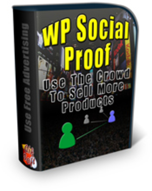 Pay for WP Social Proof With PLR