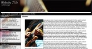 Thumbnail *NEW!* 8 Professionally Designed Website Templates