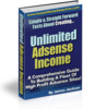 Thumbnail Unlimited Adsense Income - With Master Resell Rights