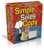 Thumbnail Simple Sales Copy - Best Copy Writing Software