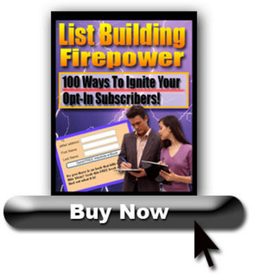Pay for List Building Firepower - With Resell Rights + Mini Site