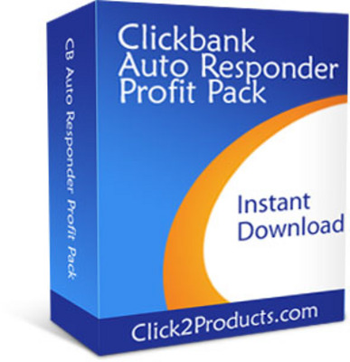 Pay for *NEW!* Clickbank Autoresponder Profit Pack