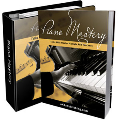 Pay for Piano Mastery Talks with Master Pianists with PLR