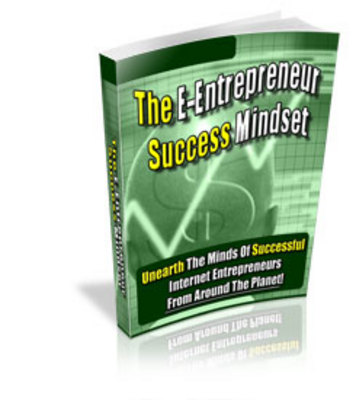 Pay for The E-Entrepreneur Success Mindset with MRR