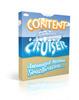 Thumbnail Content Cruiser RSS Plugin