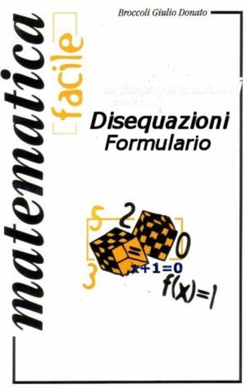 Pay for Disequazioni Formulario