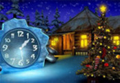 Thumbnail Christmas Clock Screensaver 3.0 Portable