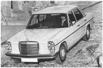 Thumbnail Reparaturanleitung Mercedes 200 / 220, 200D, 220 D W114 W115