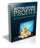 Thumbnail Hot! Autoblogging Profits Private Label Rights