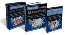 Thumbnail Hot! FaceBook FanPage Blueprint 3 Products + MRR + SalesPage