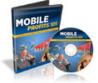 Thumbnail Hot! Mobile Profits 101! 6 Part Video Course + Resell Rights