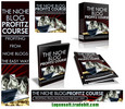 Thumbnail NEW! The Niche Blog Profitz Course VIdeos  + Sales Page + RR