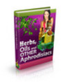 Thumbnail NEW! Herbs Oil And Other Aphrodisiacs