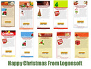 Thumbnail HOT!  10 Christmas Facebook Fanpage Templates + PLR