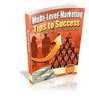 Thumbnail NEW! Multi-Level-Marketing Tips to Success eBook With MRR*